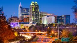 Hoteles cerca a Raleigh National College Fair