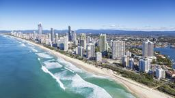 Hoteles en Surfers Paradise cerca de Draculas Haunted House